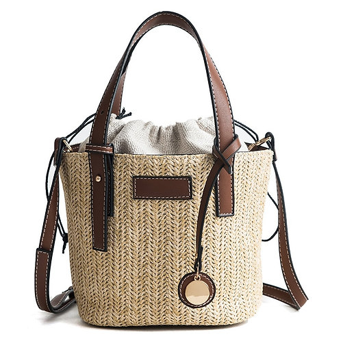 2020 New Fashion Straw Bag Handbags Women Summer
