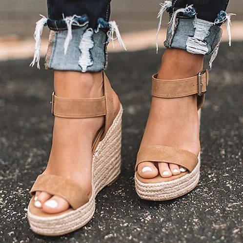 Women Platform Sandals Summer Shoes Fashion