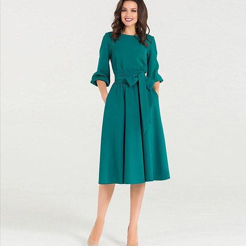 2020 Autumn Dress Women Vintage Fashion
