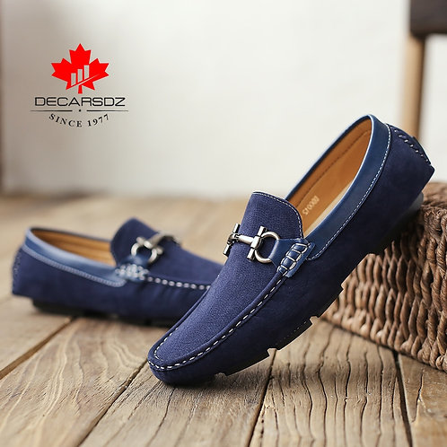 Men Loafers Shoes 2020 New Autumn Brand Comfy Male Footwear