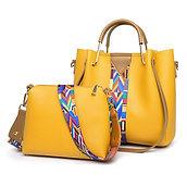 Woman Bag Designer Bags Famous Brand Women 2 Pcs/Set Composite