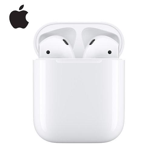 Apple AirPods 2 Wireless Bluetooth Earphone Deeper Bass Tones