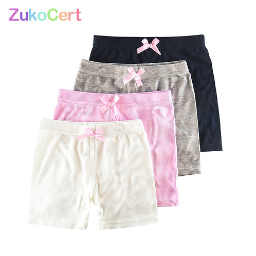 Cotton Girls Safety Pants Children Girls Short Pants Hildren Summer