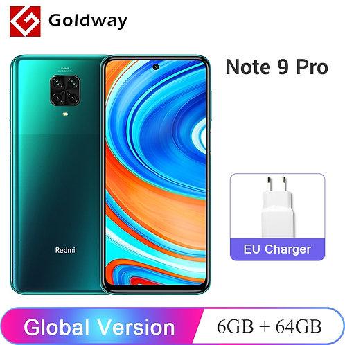 Global Version Xiaomi Redmi Note 9 Pro 6GB 64GB / 128GB NFC