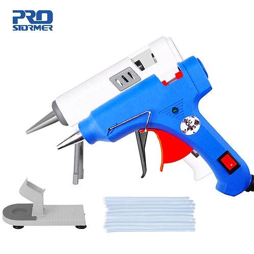 High Temp Heater Melt Hot Glue Gun 20W Repair Tool Heat Mini