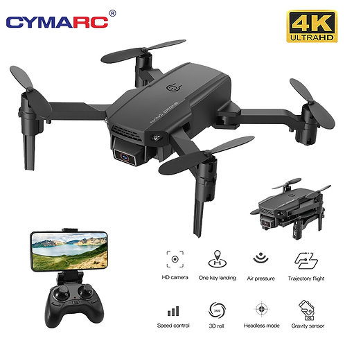 CYMARC KF611 Mini Drone With 4k HD Camera 1080P WiFi FPV Dual Camera