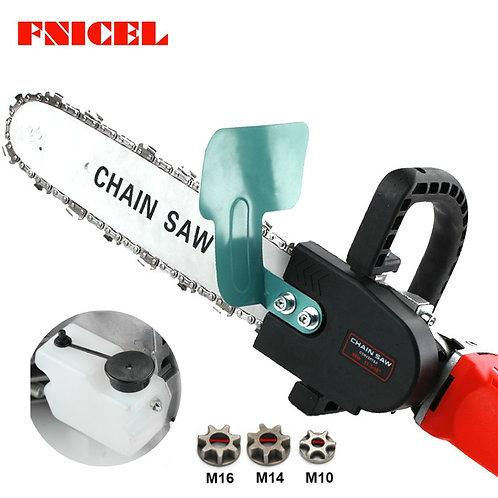 Upgrade 11.5inch Electric Chainsaw Bracket Adjustable Universal