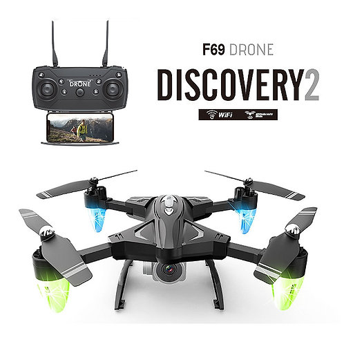 FPV Drone Quadcopter With Camera Dron Professional 4K Drone