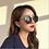 Thumbnail: 2020 Bee Sunglasses Women Men Vintage Gradient Glasses Retro