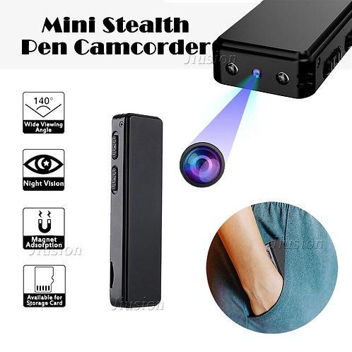 HD 720P Mini Camera Magnetic Pen Video Voice Recorder Active