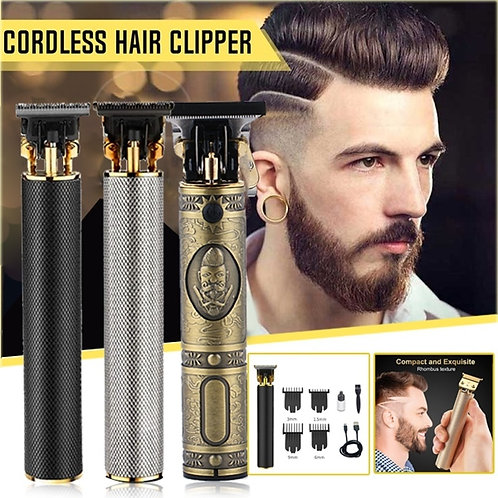 Top Sale Hair Trimmer Barber Haircut Rechargeable Hair Clipper