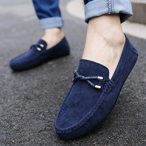 UPUPER Spring Summer NEW Men's Loafers Comfortable Flat