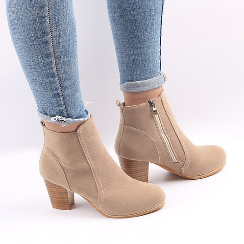 Hot Autumn Winter Women Boots Solid European Ladies Shoes  Boots