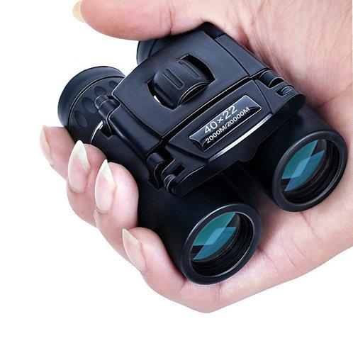 40x22 HD Powerful Binoculars 2000M Long Range Folding Mini