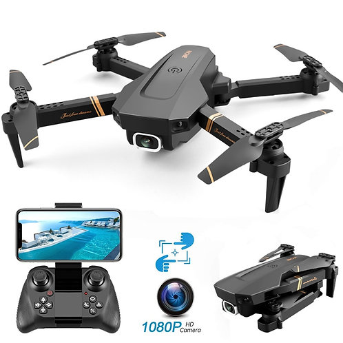 V4 WIFI FPV  Drone WiFi Live Video FPV 4k/1080p HD Wide Angle Camera
