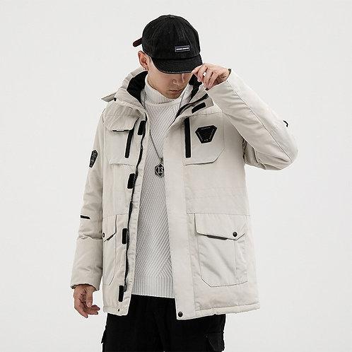 2020 New Luxury Designer Men's Padded Jacket Fashion Jacket