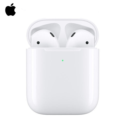 Apple AirPods 2nd Original Air Pods Bluetooth Headset With Wireless