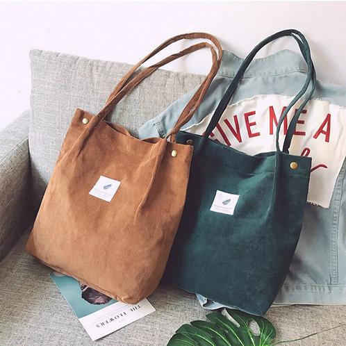 Bags for Women 2020 New Ladies Handbags Student Corduroy