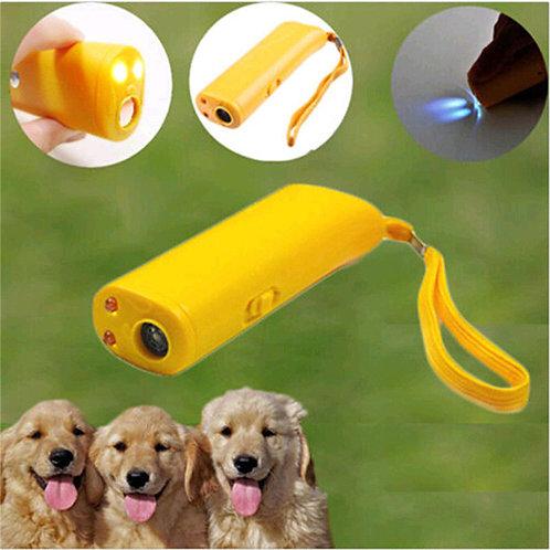 Pet Dog Repeller Anti Barking Stop Bark Training Device Trainer