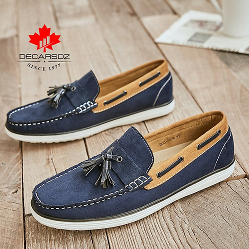 Loafers Shoes Men 2020 Autumn Brand Slip-On Men Casual Shoes