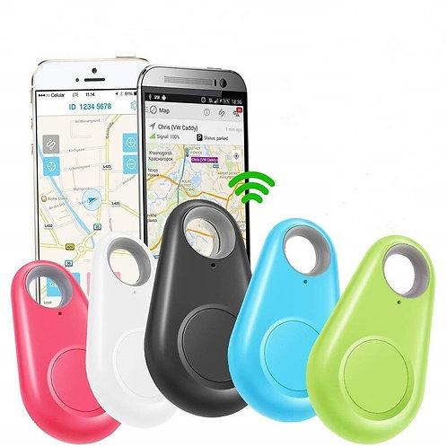 Dog Pets Smart GPS Tracker Anti-Lost Alarm Tag Wireless Bluetooth