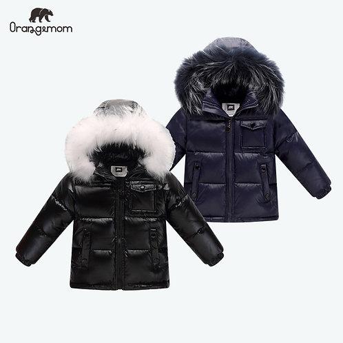 2020 Winter Jacket Parka for Boys Coats ,90% Down Girls Jackets