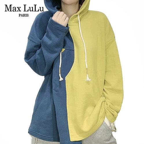 Max LuLu 2020 New Autumn European Style Ladies Gothic Streetwear Womens
