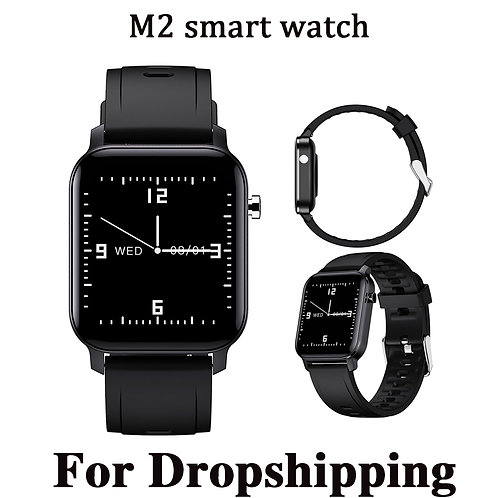 New Smart Watch Men Women Electronics Smart for Android iOS
