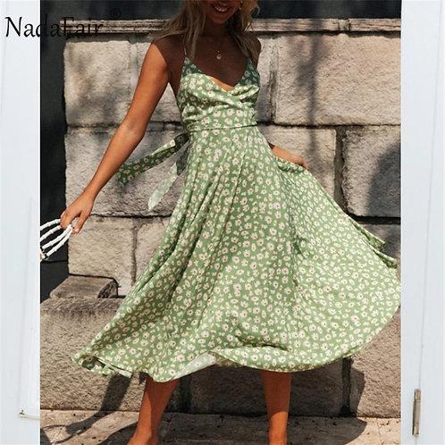 Beach Summer Dress Women