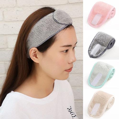 Adjustable Makeup Hairband Headband for Wash Face SPA