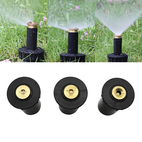 90-360 Degree Pop Up Sprinklers Plastic Lawn Watering Sprinkler
