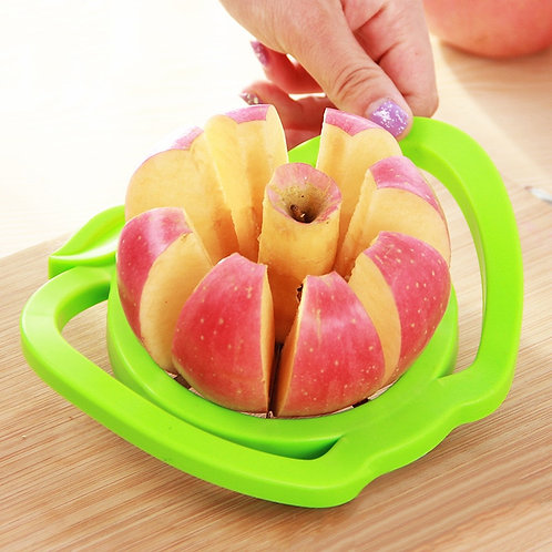 2019 New Kitchen Assist Apple Slicer Cutter Pear Fruit Divider Tool