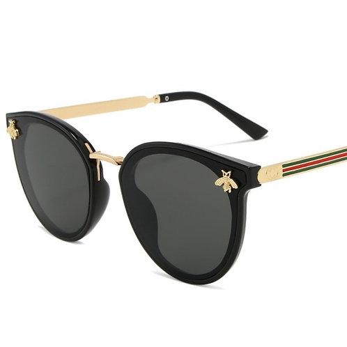 2020 Bee Sunglasses Women Men Vintage Gradient Glasses Retro
