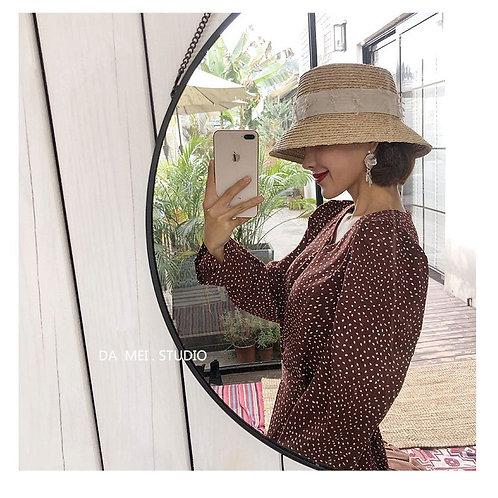01902-Shuxi  New Summer French Elegance Handmade