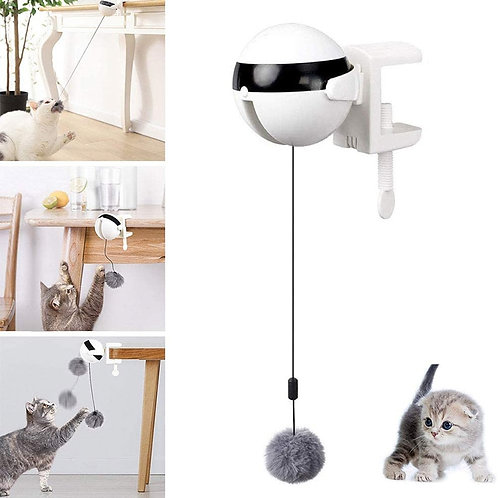 Electric Automatic Lifting Cat Ball Toy Interactive Puzzle Smart Pet
