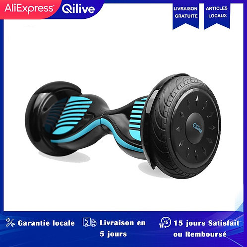 Qilive 6.5inch Self-Balancing Kick Electric Scooter Hoverboard
