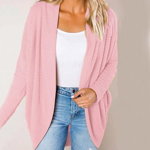 Autumn Knitwear Cardigan Sweater Women Long Sleeve Plus Size