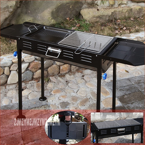 Thickened Type Large Barbecue Grill High Quality Household BBQ Barbecue