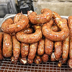 Hatch Gouda Sausage