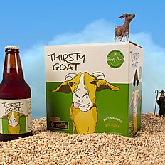 Thirsty Goat Amber Ale - Texas