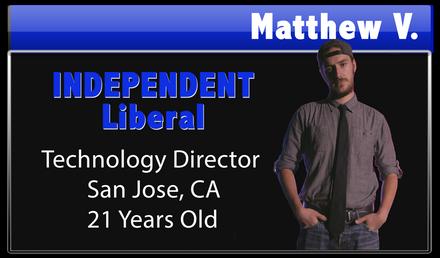 Matthew V. America's Common Ground
