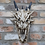 Thumbnail: Large Wall Hanging Dragon Head