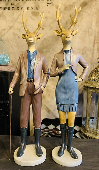 Mr & Mrs Stag