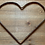 Thumbnail: Simple Hand Crafted Metal Heart
