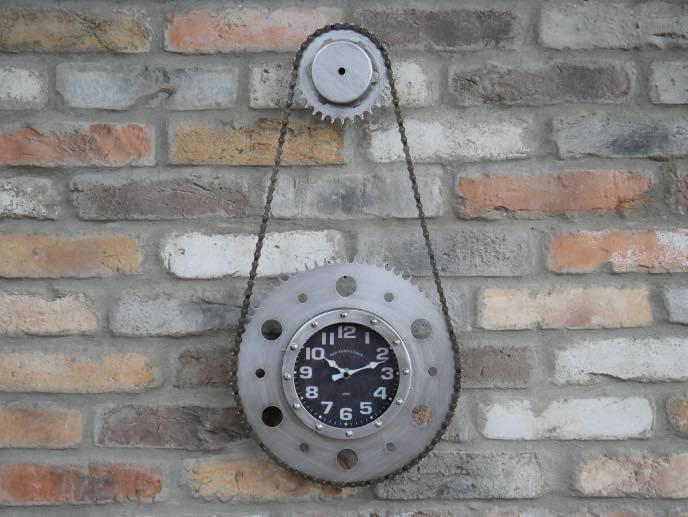 Sprocket Wall Clock