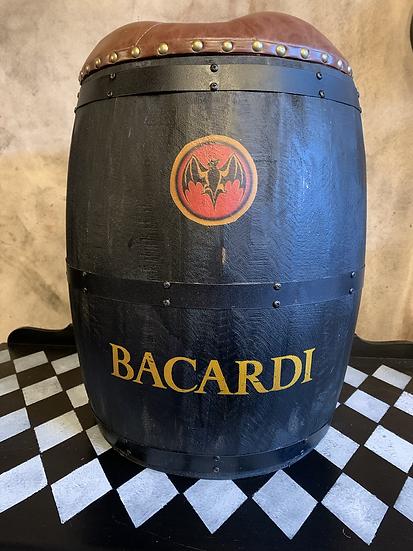 Bacardi Barrel Stool