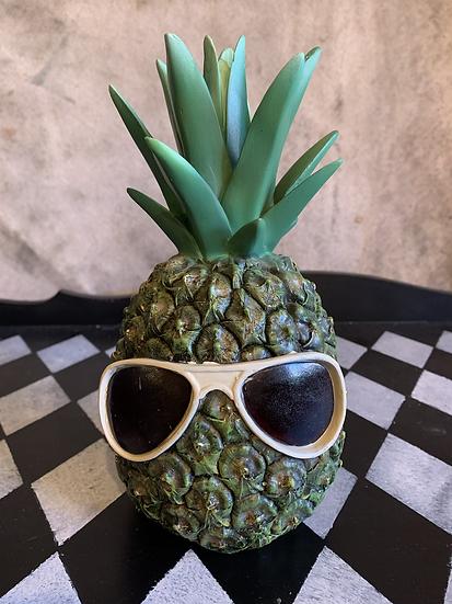 Decorative Illuminated Pineapple