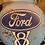 Thumbnail: Large Ford Storage Stool