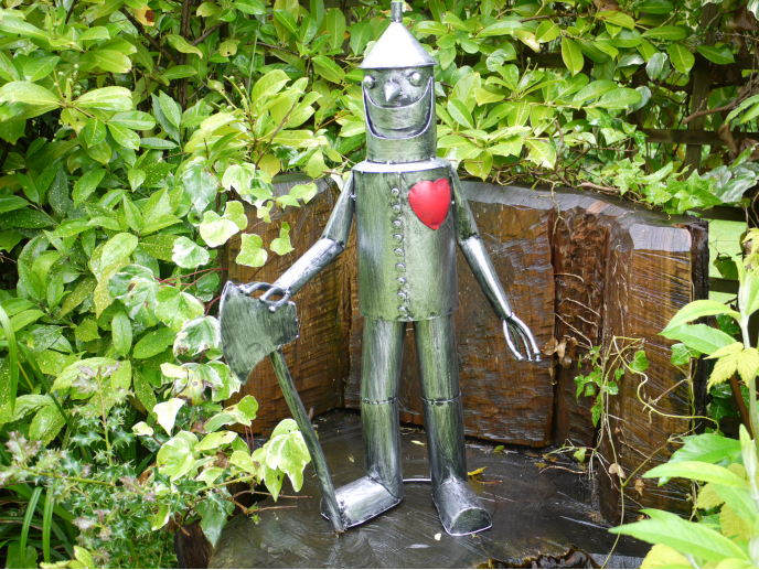 Tin Man Medium