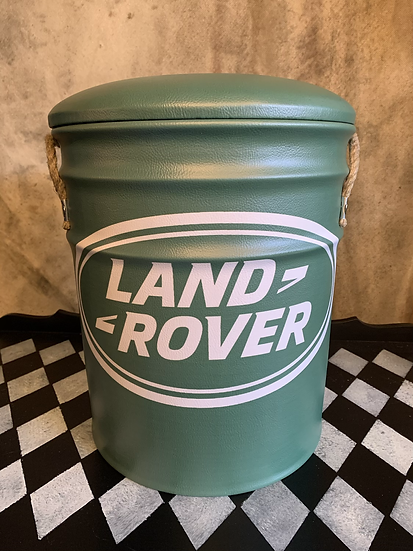 Medium Land Rover Storage Stool